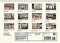 FACHWERK FASSADEN QUEDLINBURG (Wandkalender 2019 DIN A4 quer) - Produktdetailbild 13