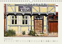 FACHWERK FASSADEN QUEDLINBURG (Wandkalender 2019 DIN A4 quer) - Produktdetailbild 12