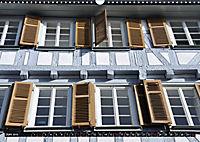 Fachwerk und Fensterläden in Herrenberg (Wandkalender 2019 DIN A3 quer) - Produktdetailbild 6