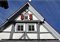 Fachwerk und Fensterläden in Herrenberg (Wandkalender 2019 DIN A3 quer) - Produktdetailbild 12