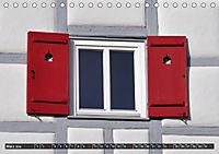 Fachwerk und Fensterläden in Herrenberg (Tischkalender 2019 DIN A5 quer) - Produktdetailbild 3