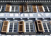 Fachwerk und Fensterläden in Herrenberg (Tischkalender 2019 DIN A5 quer) - Produktdetailbild 6