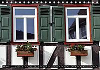 Fachwerk und Fensterläden in Herrenberg (Tischkalender 2019 DIN A5 quer) - Produktdetailbild 7