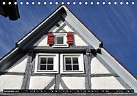 Fachwerk und Fensterläden in Herrenberg (Tischkalender 2019 DIN A5 quer) - Produktdetailbild 12