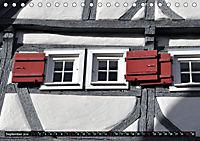 Fachwerk und Fensterläden in Herrenberg (Tischkalender 2019 DIN A5 quer) - Produktdetailbild 9