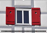 Fachwerk und Fensterläden in Herrenberg (Wandkalender 2019 DIN A3 quer) - Produktdetailbild 3