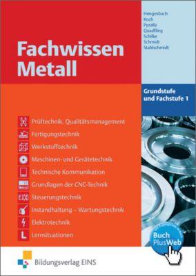 Fachwissen Metall Buch von Klaus Hengesbach