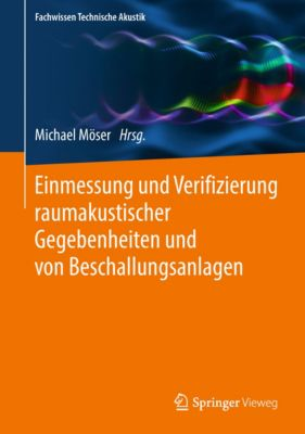 Fachwissen Technische Akustik: Einmessung und Verifizierung raumakustischer Gegebenheiten und von Beschallungsanlagen