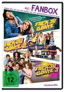 Fack Ju Göhte 1-3 Fanbox DVD-Box, Jella Haase,Karoline Herfurth Elyas M'Barek