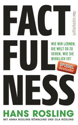 Factfulness, Anna Rosling Rönnlund, Hans Rosling, Ola Rosling