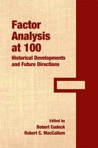 Factor Analysis at 100