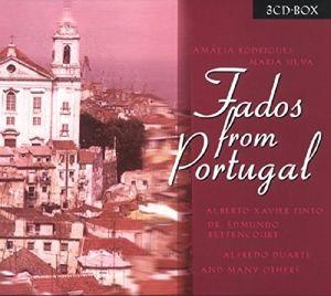 Fados From Portugal, Diverse Interpreten