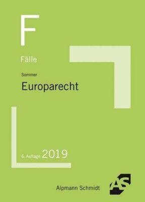 Fälle Europarecht - Christian Sommer pdf epub