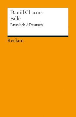 Fälle, Russisch/Deutsch - Daniil Charms pdf epub