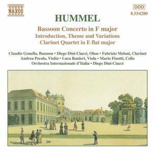 Fagott Konzert F-Dur*Gonella/D, Claudio Gonella, D. Dini-Ciacci