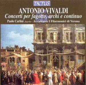 Fagottkonzerte, Paolo Carlini