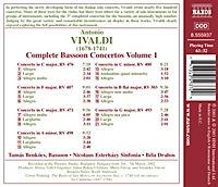 Fagottkonzerte Vol.1 - Produktdetailbild 1