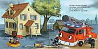 Fahr schnell, kleines Feuerwehrauto - Produktdetailbild 1