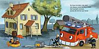 Fahr schnell, kleines Feuerwehrauto - Produktdetailbild 3