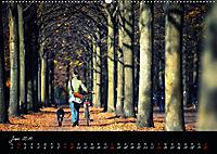 Fahrrad-Hauptstadt MÜNSTER im goldenen Grün (Wandkalender 2019 DIN A2 quer) - Produktdetailbild 6