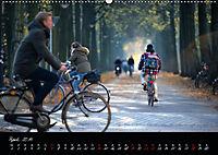 Fahrrad-Hauptstadt MÜNSTER im goldenen Grün (Wandkalender 2019 DIN A2 quer) - Produktdetailbild 4