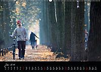 Fahrrad-Hauptstadt MÜNSTER im goldenen Grün (Wandkalender 2019 DIN A2 quer) - Produktdetailbild 7