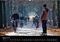 Fahrrad-Hauptstadt MÜNSTER im goldenen Grün (Wandkalender 2019 DIN A2 quer) - Produktdetailbild 8