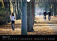 Fahrrad-Hauptstadt MÜNSTER im goldenen Grün (Wandkalender 2019 DIN A4 quer) - Produktdetailbild 2