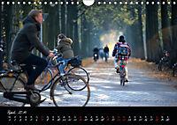 Fahrrad-Hauptstadt MÜNSTER im goldenen Grün (Wandkalender 2019 DIN A4 quer) - Produktdetailbild 4