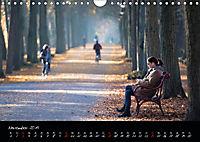 Fahrrad-Hauptstadt MÜNSTER im goldenen Grün (Wandkalender 2019 DIN A4 quer) - Produktdetailbild 11