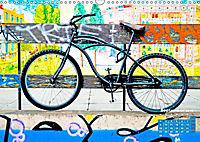 Fahrrad-Idyllen (Wandkalender 2019 DIN A3 quer) - Produktdetailbild 9