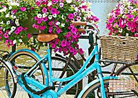 Fahrrad-Idyllen (Wandkalender 2019 DIN A3 quer) - Produktdetailbild 4