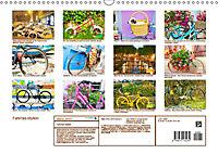 Fahrrad-Idyllen (Wandkalender 2019 DIN A3 quer) - Produktdetailbild 13