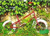 Fahrrad-Idyllen (Wandkalender 2019 DIN A4 quer) - Produktdetailbild 2