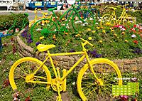 Fahrrad-Idyllen (Wandkalender 2019 DIN A4 quer) - Produktdetailbild 11