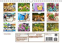 Fahrrad-Idyllen (Wandkalender 2019 DIN A4 quer) - Produktdetailbild 13