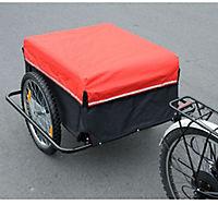 Fahrradanhänger mit Überrollbügel - Produktdetailbild 4