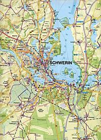 Fahrradkarte Schwerin, Wismar - Produktdetailbild 1