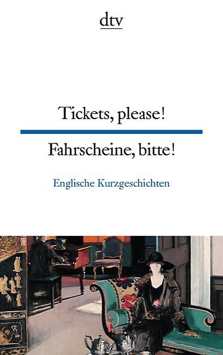 Fahrscheine, bitte! Englische Kurzgeschichten Tickets ...