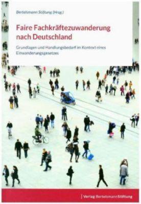 Faire Fachkräftezuwanderung nach Deutschland