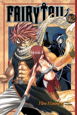 Fairy Tail 12, Hiro Mashima
