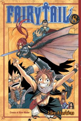 Fairy Tail 8, Hiro Mashima