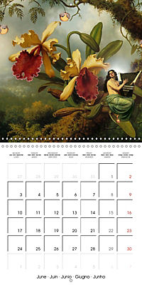 Fairyland (Wall Calendar 2019 300 × 300 mm Square) - Produktdetailbild 6