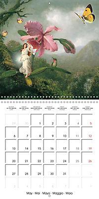 Fairyland (Wall Calendar 2019 300 × 300 mm Square) - Produktdetailbild 5