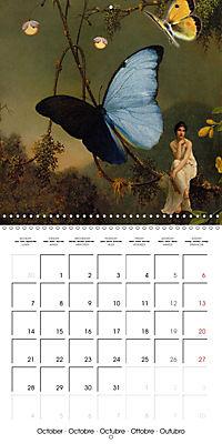 Fairyland (Wall Calendar 2019 300 × 300 mm Square) - Produktdetailbild 10