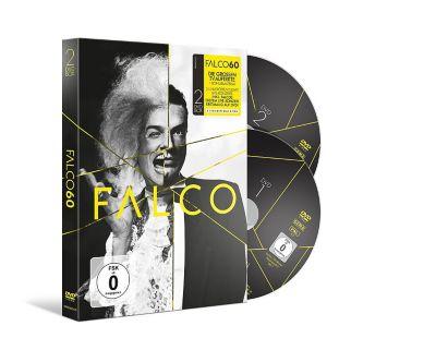 Falco 60 (2 DVDs), Falco
