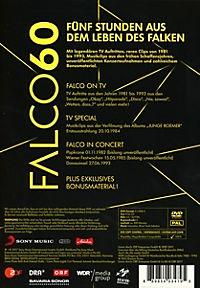 Falco 60 (2 DVDs) - Produktdetailbild 1