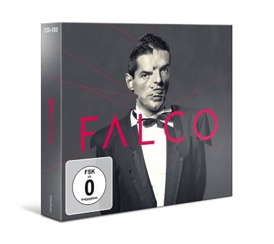 Falco 60 - Coming Home (Deluxe Edition, 2 CDs + DVD), Falco