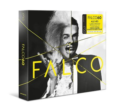 Falco 60 (Premium Edition, 3 CDs), Falco