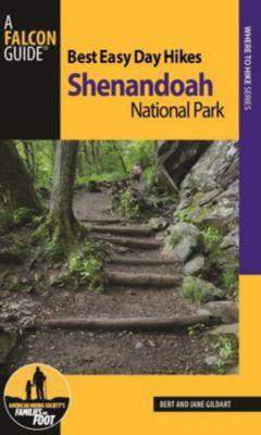 Falcon Guides: Best Easy Day Hikes Shenandoah National Park, Bert Gildart, Jane Gildart